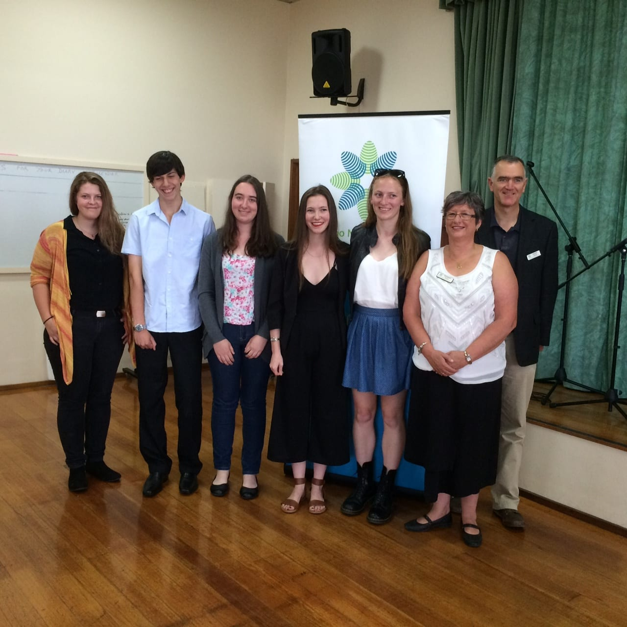 Educational Support Fund Recipients 2016