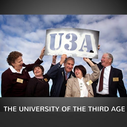 The University of the third age Canva 2