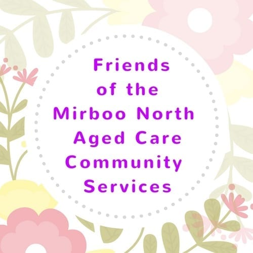 Copy of Friends of theMirboo North Aged CareCommunity Services c