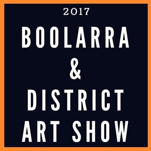 Boolarra Art Show 2017