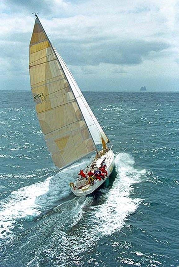 Ruth Sailing
