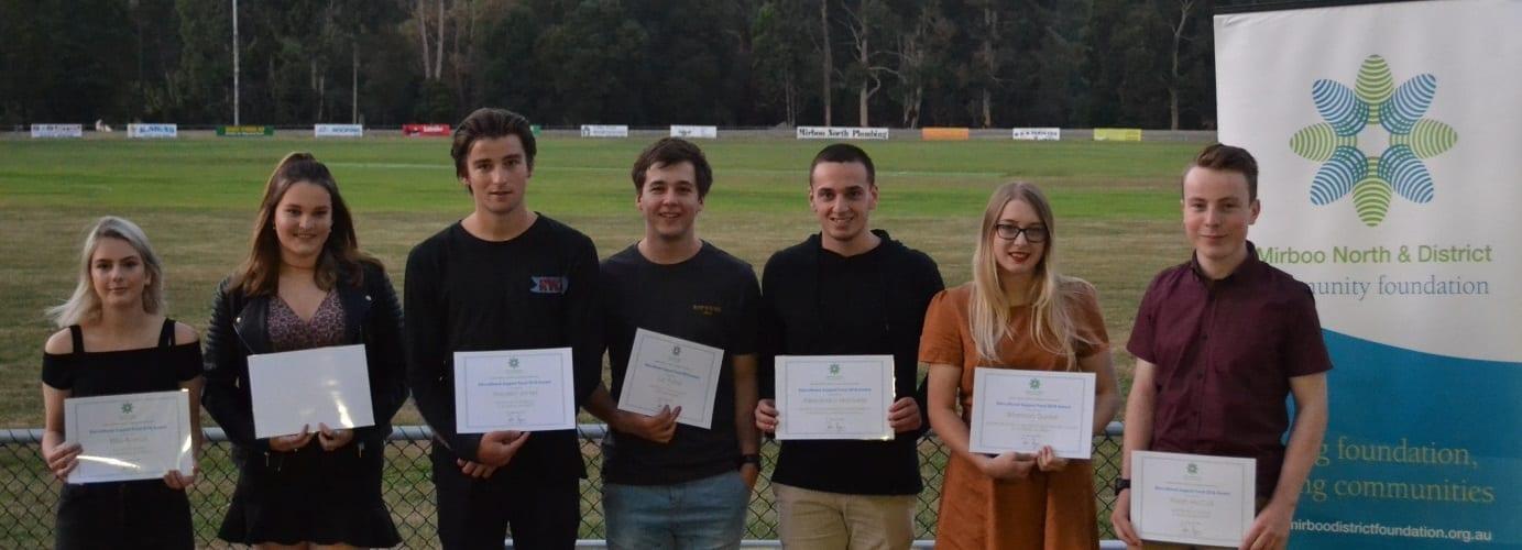ESF Recipients 2018