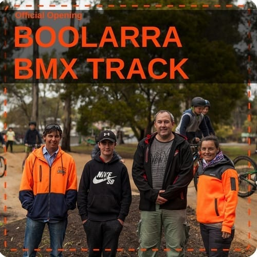BOOLARRA Offical Opening