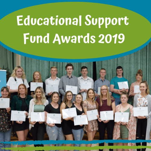 Educational Support Fund Awards 2019