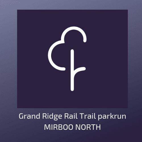 GRAND RIDGE RAIL TRAIL parkrun MIRBOO NORTH