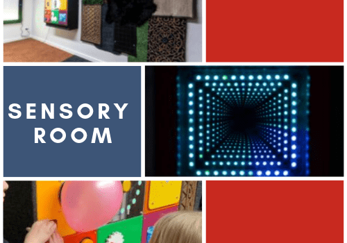Mail chimp SENSORY ROOM 1